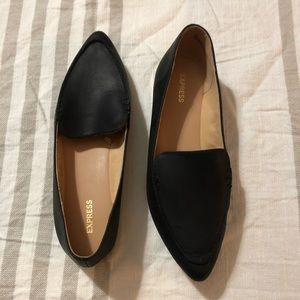 NWOT Express Lenox Loafers